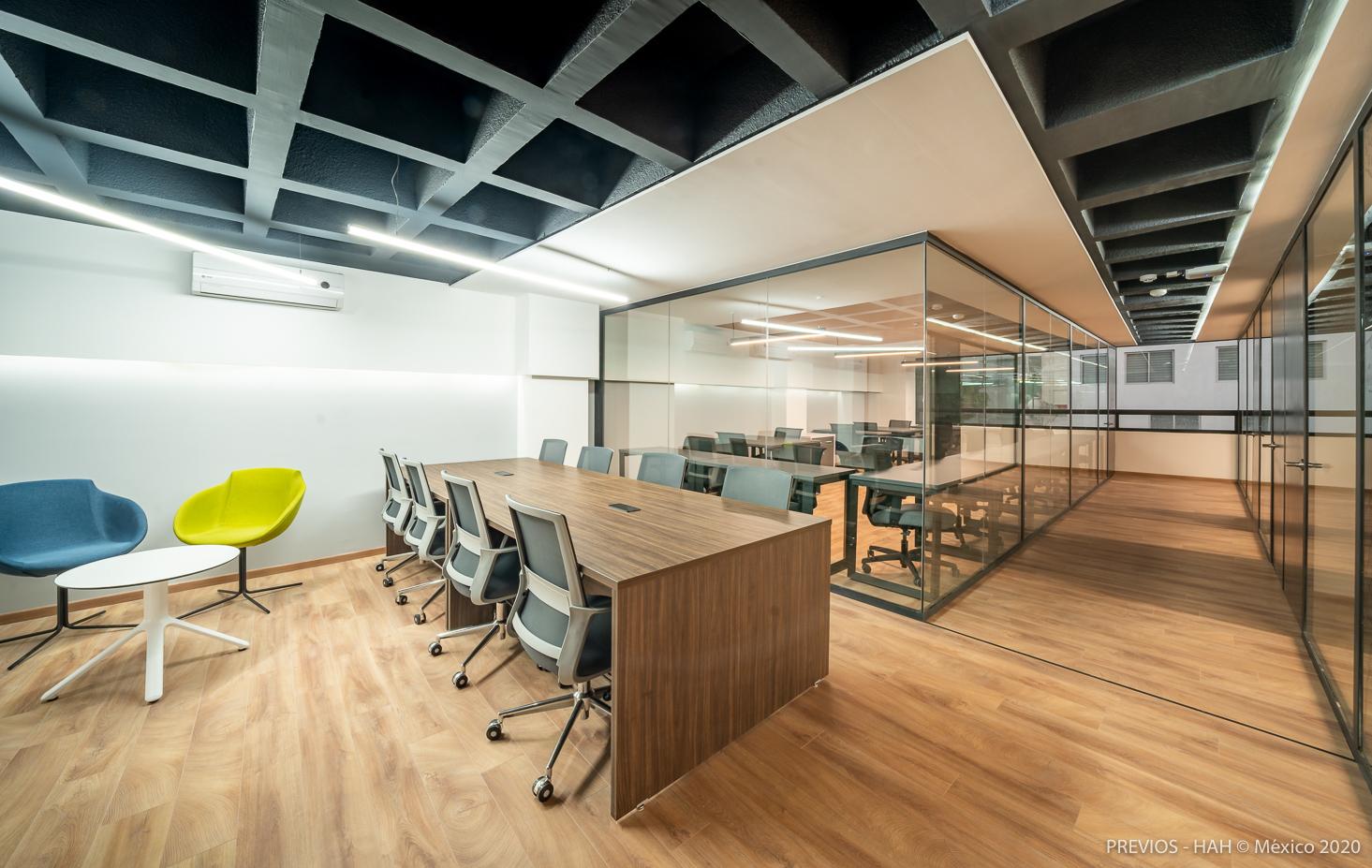 Network oficinas coworking